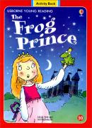 Usborne Young Reading Activity Book 1-10 : The Frog Prince (Paperback)