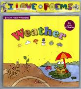 I Love Poems 13 Phonemes : Weather (Paperback Set)