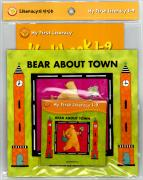 My First Literacy Level 1-09 : Bear About Town (Paperback Set)