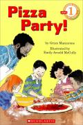 Scholastic Hello Reader 1-06 : Pizza Party! (Paperback)