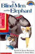 Scholastic Hello Reader 3-02 : The Blind Men and the Elephant (Paperback)