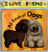 I Love Poems 3 Rhymes : All Kinds Of Dogs (Paperback Set)