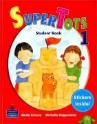 SuperTots 1 : Student Book Sickers inside (Paperback)
