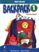 (New) Backpack 1 : Workbook with Audio CD (2nd Edition)