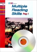 Multiple Reading Skills : Beginner Prep1 (New Edition / Paperback Set)(with Audio CD)