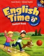 English Time (2ED) 2 : Student Book with CD (Paperback)