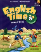 English Time (2ED) 4 : Student Book with CD (Paperback)