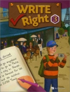 Write Right 3 : Student Book with Workbook (Paperback)