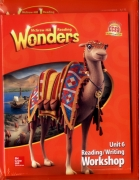 Wonders Package 3.4 : Reading & Writing Workshop + Practice Book + MP3 CD