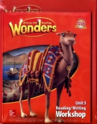 Wonders Package 3.5 : Reading & Writing Workshop + Practice Book + MP3 CD