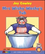 MOO 1-15 / Mrs. Wishy-Washy Tub Moo-O Reader