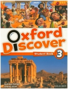 Oxford Discover 3 Student Book