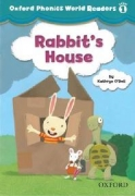 Oxford Phonics World 1-2 Readers/ Rabbit's House