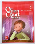 Open Court Reading Package A : Unit 01 (Paperback Set)
