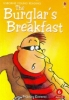 Usborne Young Reading UYR Set(CD) 1-06 : The Burglar's Breakfast (Paperback Set)