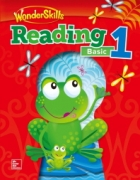 WonderSkills Reading Basic 1 SB with CD