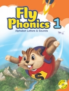 Fly Phonics 1 : Student Book with CD(2)+CD-ROM(1) (Paperback)